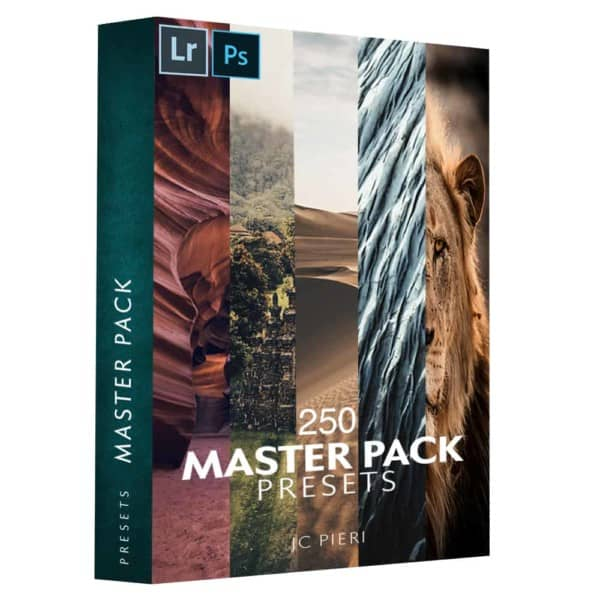 Pack 250 Presets Master Pack