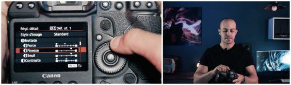 Bien savoir régler son DSLR en photo et vidéo