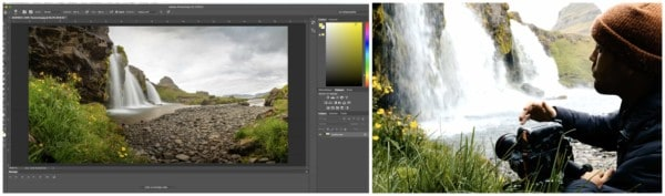 Photo Video Supprimer Elements Photoshop Jcpieri