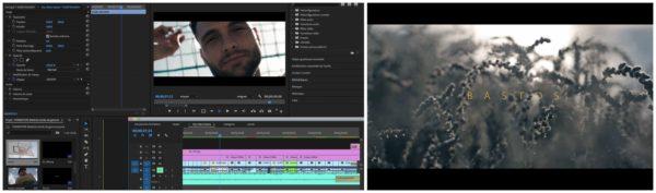 Post Production Sur La Vidéo Du Shooting