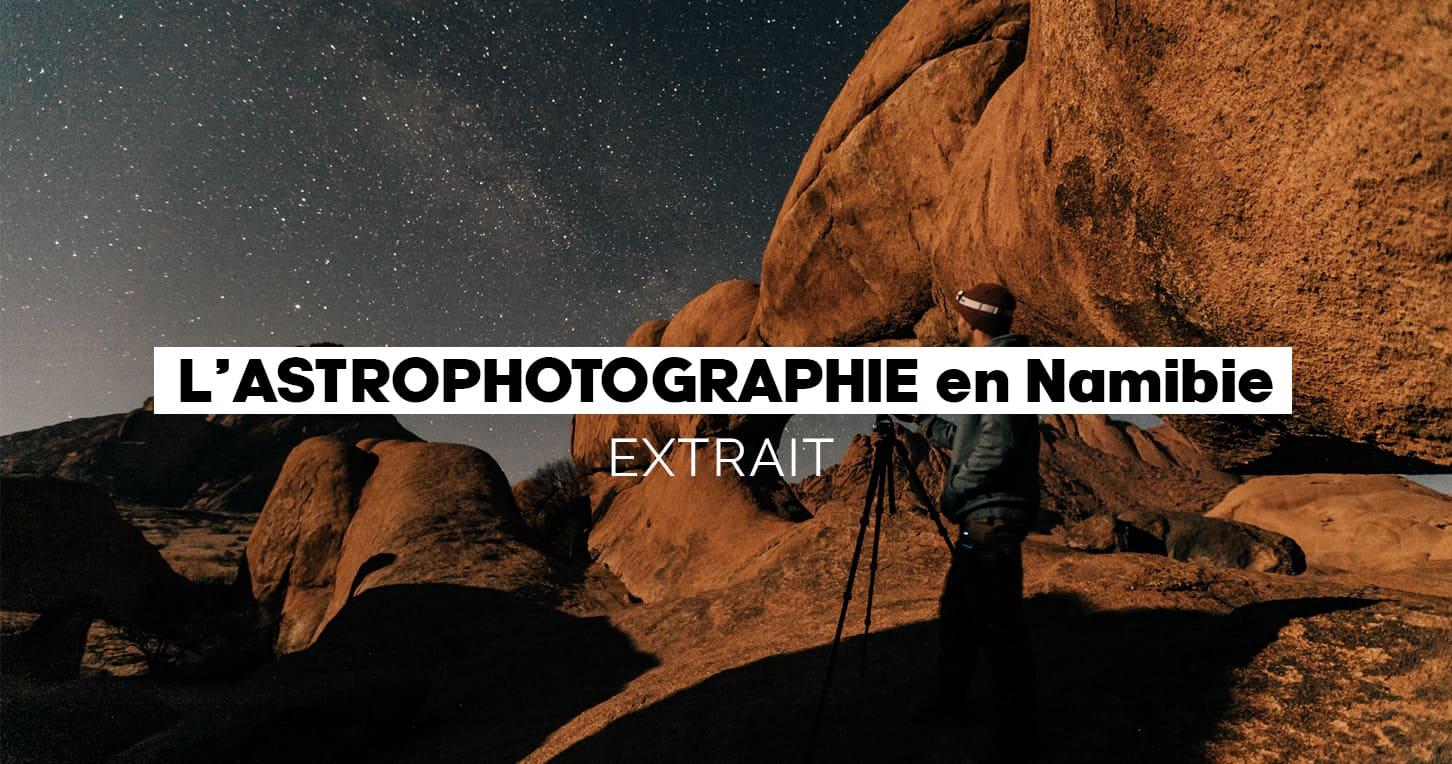 Extraits Module Astrophotographie