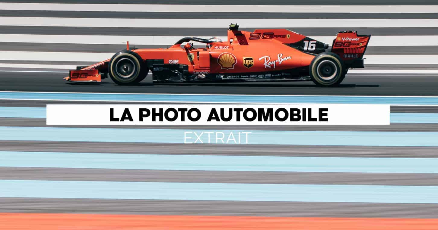 Extraits Module photo automobile